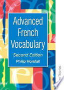 illustration Advanced French Vocabulary