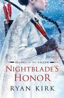 Nightblade s Honor