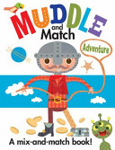 Muddle And Match : crazy characters as you flip through...
