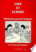 Lire et   crire   M  thode pour les femmes