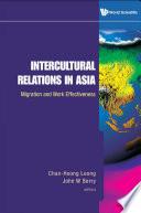 Intercultural Relations in Asia