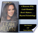4 Reasons Why Leah Remini   s Book Matters       Beyond Scientology