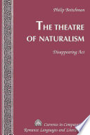 The Theatre of Naturalism