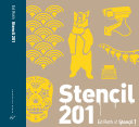 Stencil 201 Presents 25 Brand New Stencil Designs From Retro Cool Typewriters
