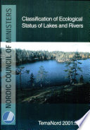 Classification of Ecological Status of Lakes and Rivers
