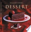 Williams Sonoma Collection Dessert
