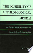 The Possibility of Anthropological Fideism