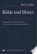 Balde und Horaz