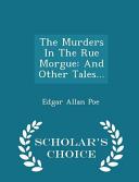 download ebook the murders in the rue morgue pdf epub