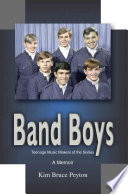 Band Boys Teenage Rock And Roll Band In The Era
