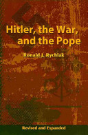 Hitler  the War  and the Pope