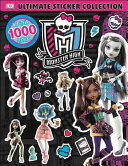 Ultimate Sticker Collection  Monster High