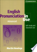 English Pronunciation in Use Advanced Book with Answers  5 Audio CDs and CD ROM