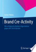 Brand Cre Activity