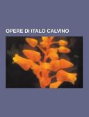 Opere Di Italo Calvino