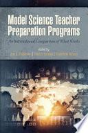 Model Science Teacher Preparation Programs