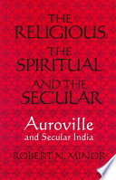 The Religious  the Spiritual  and the Secular