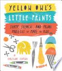 Yellow Owl s Little Prints