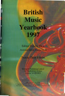 British Music Yearbook