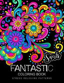 Fantastic Swirls Coloring Book