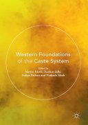 download ebook western foundations of the caste system pdf epub
