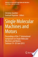 Single Molecular Machines and Motors