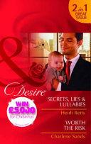 Secrets  Lies and Lullabies Book PDF