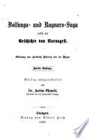Volsunga- und Ragnars-saga