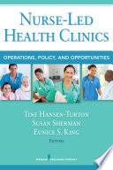 Nurse Led Health Clinics