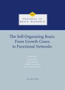 The Self-organizing Brain