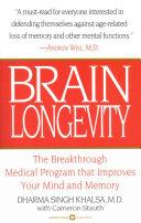 Brain Longevity : aimed at the 78 million baby...