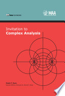 Invitation to Complex Analysis