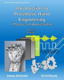 Introduction to Prosthetic Hand Engineering  Theory and Applications