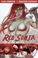 Red Sonja Vol.2: The Art of Blood and Fire