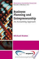 Business Planning and Entrepreneurship