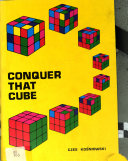 Conquer That Cube