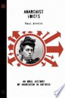 Anarchist Voices Book PDF