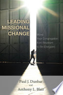 Leading Missional Change