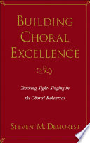 Building Choral Excellence Choral Methods Student This Is A Compact And