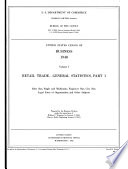 United States Census of Business  1948