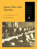 Japan, Race and Equality