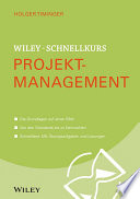 Wiley Schnellkurs Projektmanagement