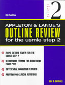 Appleton   Lange s Outline Review for the Usmle Step 2