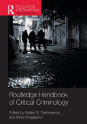 Handbook of Critical Criminology