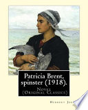 Patricia Brent  Spinster