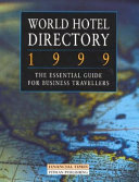 World Hotel Directory  1999