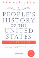 A People s History of the United States Book PDF