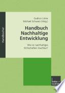 Handbuch Nachhaltige Entwicklung