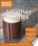 Idiot S Guides Leather Crafts
