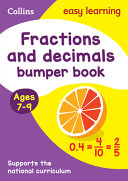 Fractions and Decimals Bumper Book Ages 7 9